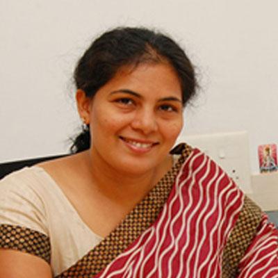 MITE - VICE - PRESIDENT - MRS. SAVITHA CHOUTA